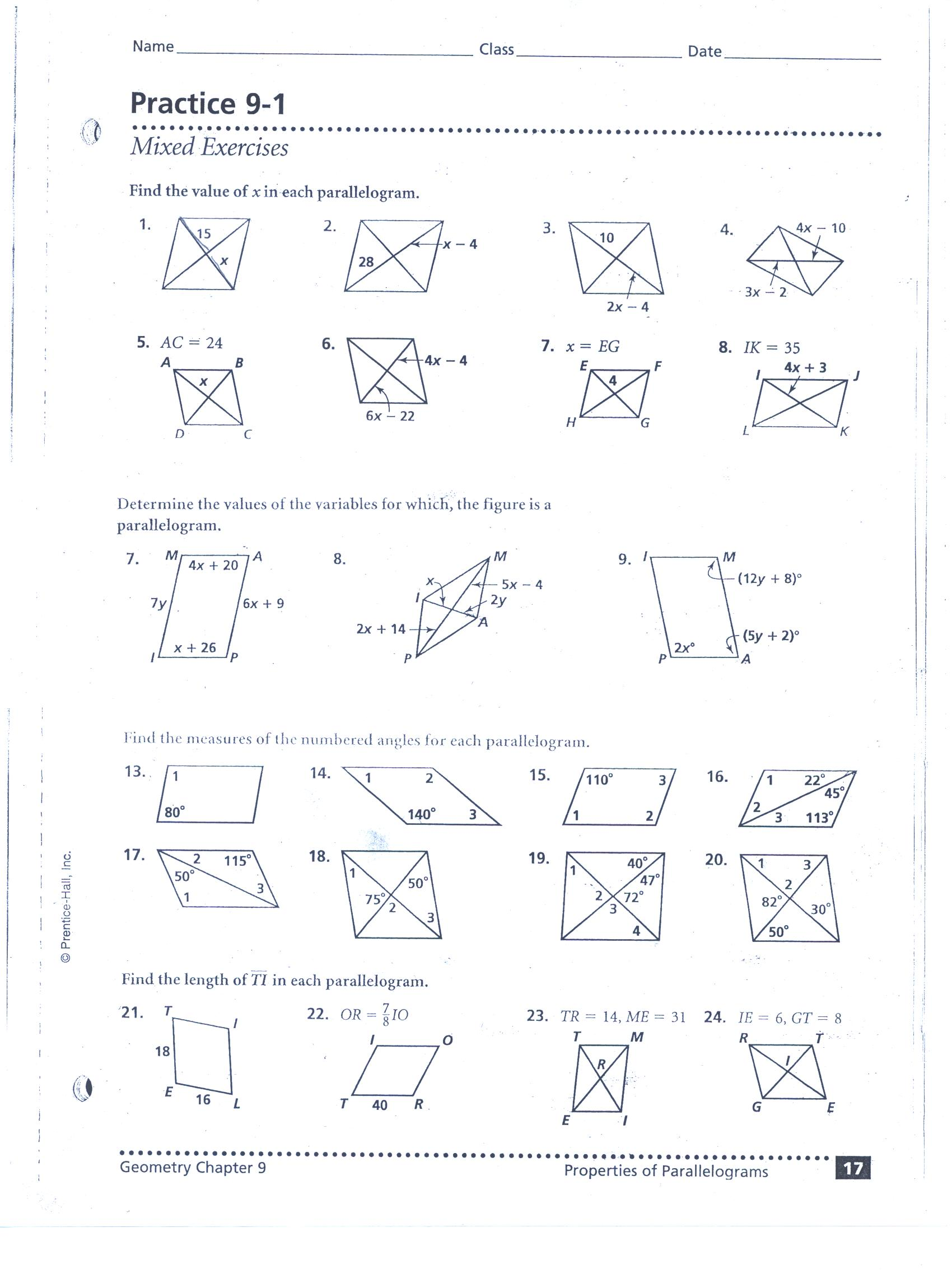 Worksheets Cpctc Worksheet quarter 2 mr tikelis math class website download file